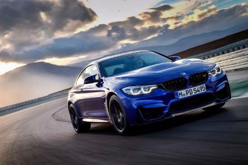 BMW M4 deportivo