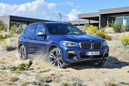BMW X3, un buen producto que ha madurado
