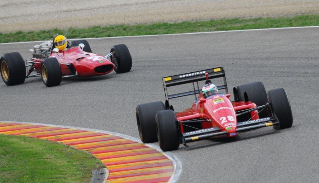 Circuitos históricos de la F1