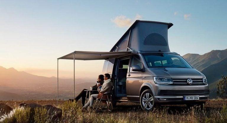 Volkswagen California, un hogar sobre ruedas