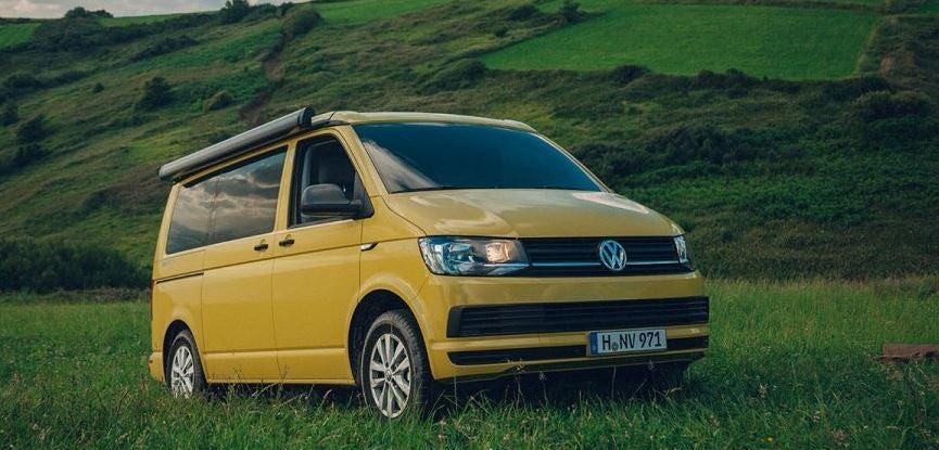 Volkswagen California.