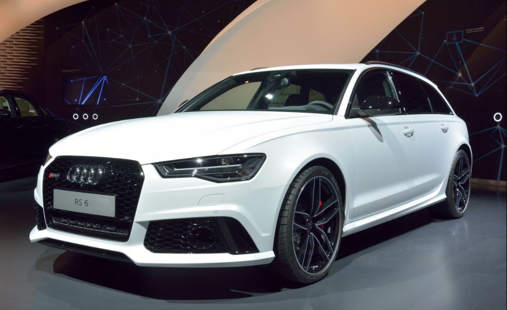 Audi RS6 Avant, para quienes no renuncian a nada