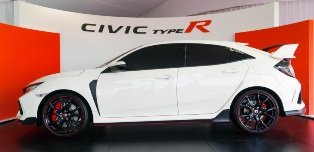 Nuevo Honda Civic Type-R