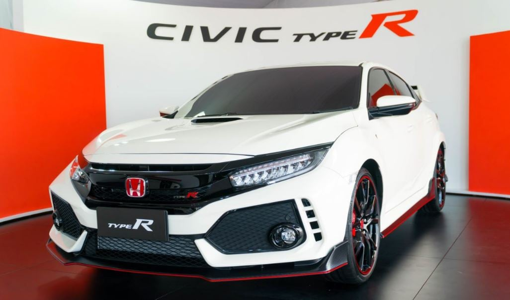 Honda Civic TypeR.
