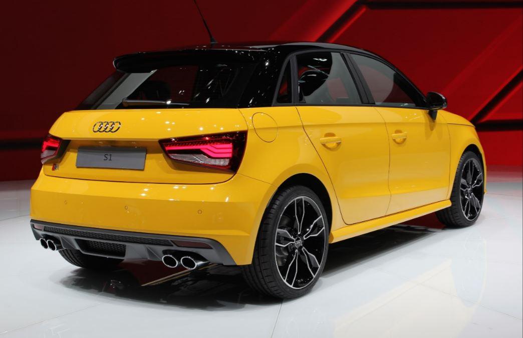 """alt=""""Destaca la opción en techo con contraste en el Audi A1"""""""