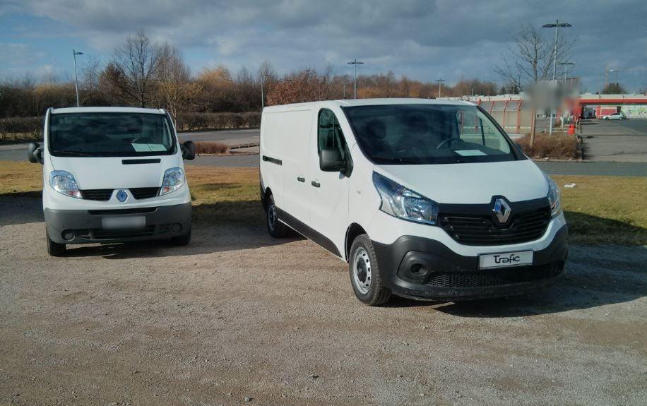 Renault Trafic, un vehículo a tu medida