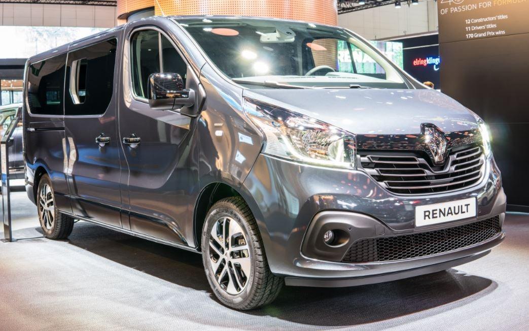 """alt=""""Nueva versión del Renault Trafic"""""""
