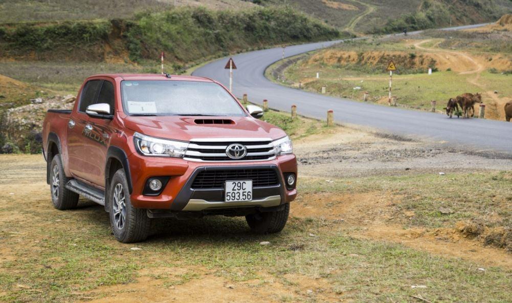 Toyota Hilux, el mejor compañero de trabajo