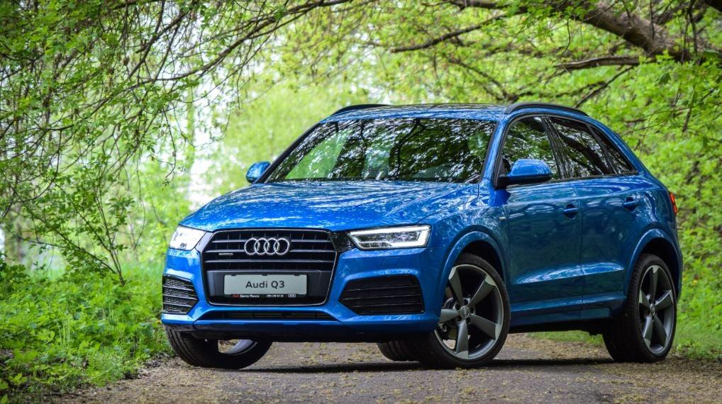 Audi Q3, un éxito de ventas entrado en años