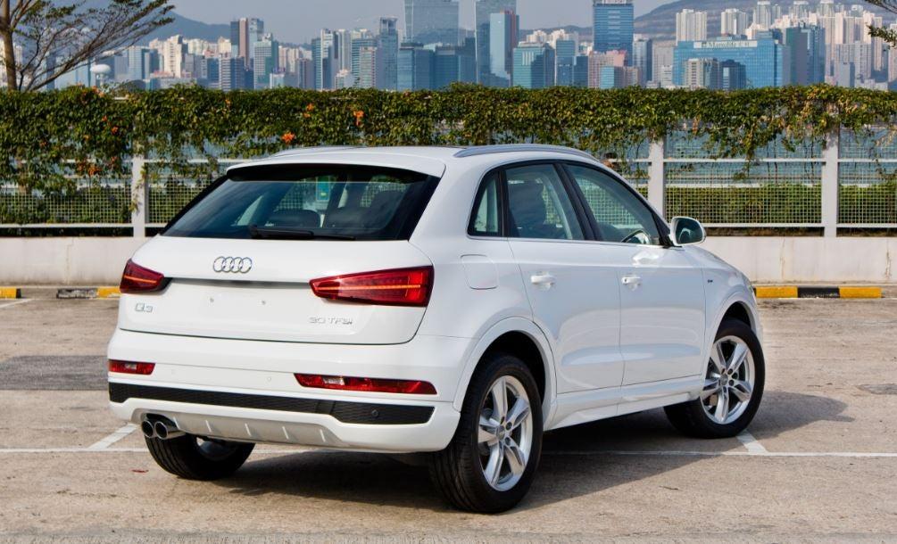 El actual Audi Q3 necesita de un rediseño de forma urgente.