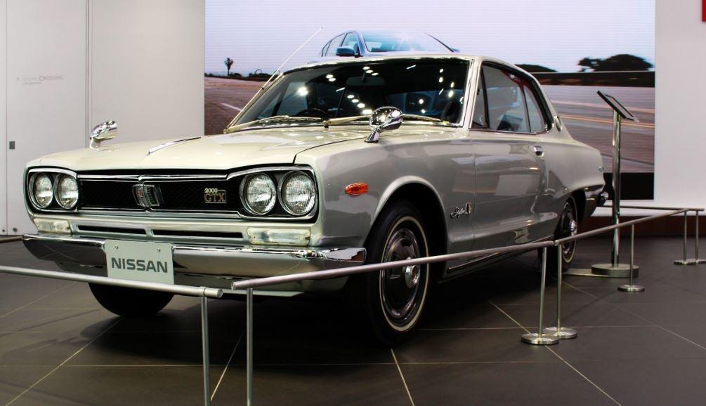 """alt=""""Nissan Skyline de los años 70"""""""