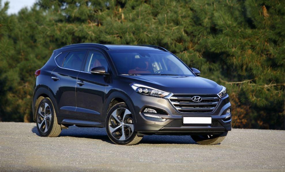 Hyundai Tucson, el guapo de la clase