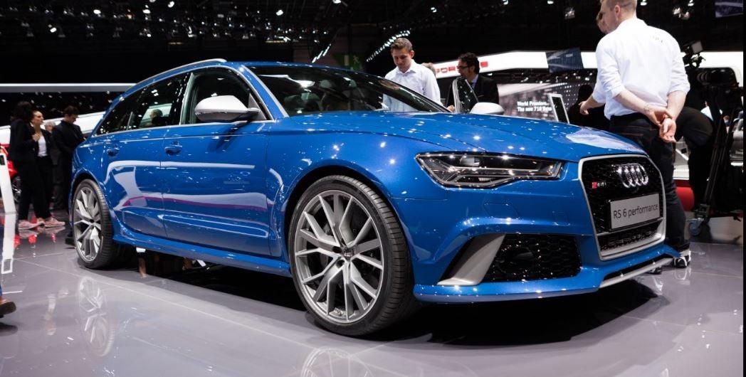 """alt=""""Audi RS6 avant agresivo"""""""
