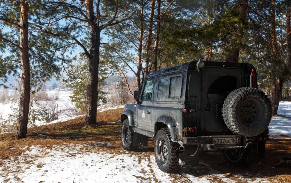 Land Rover, tu compañero de camino