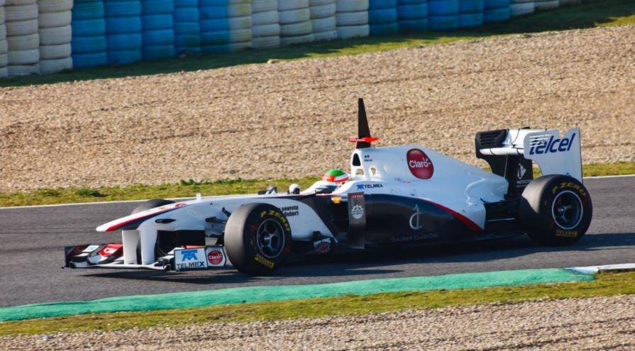 """alt=""""Sergio Pérez checo Fórmula Uno"""""""