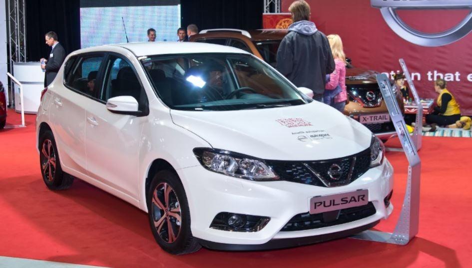 """alt=""""Nueva versión del Nissan Pulsar"""""""