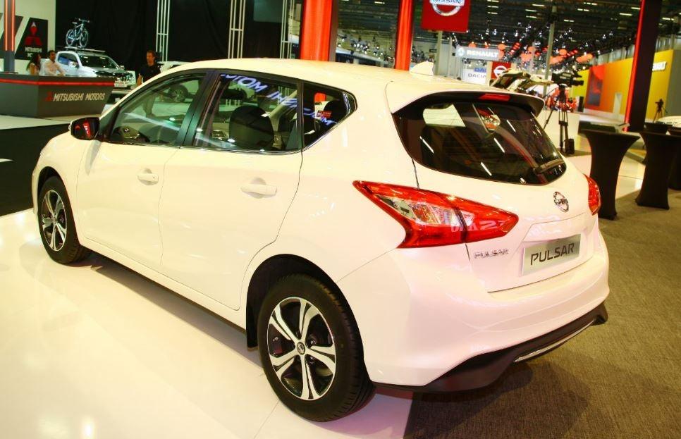 """alt=""""nuevo diseño del Nissan Pulsar"""""""