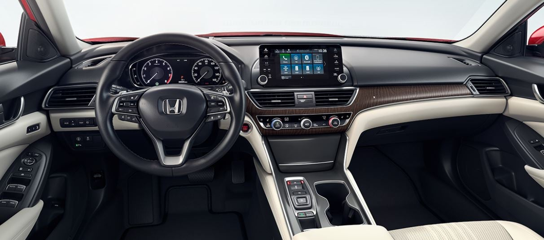 Nuevo Honda Accord historia berlina japonesa