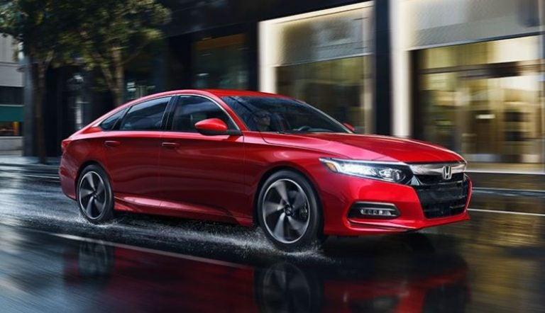 Honda Accord: segundo éxito de la marca