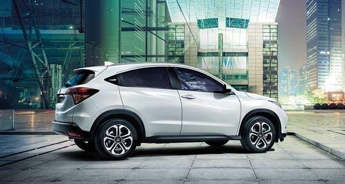 Nuevo modelo del Honda CR-V suv todocamino urbano