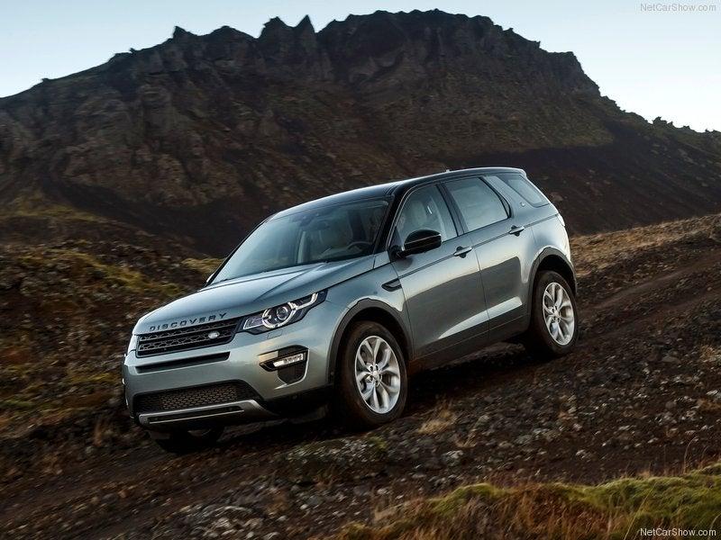 Land Rover Discovery Sport, el hermano pequeño