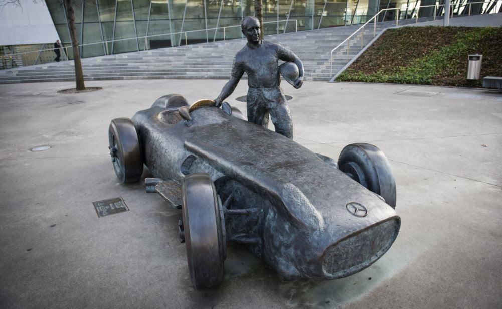 Escudería Mercedes F1 fangio