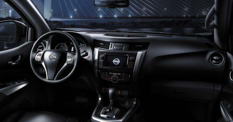 Nuevo Nissan Navara en su versión del 2018.