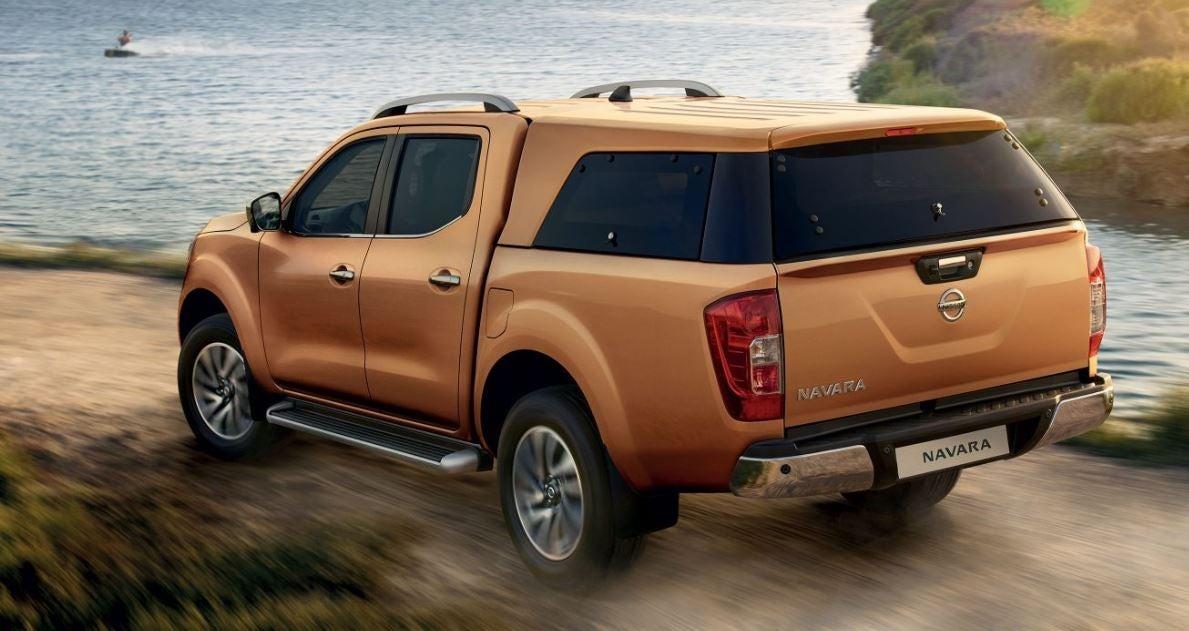 Nuevo Nissan Navara versión 2018.