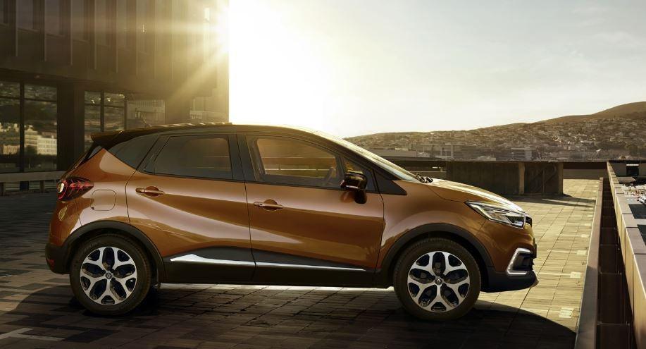 Nuevo Renault Captur 2017 SUV
