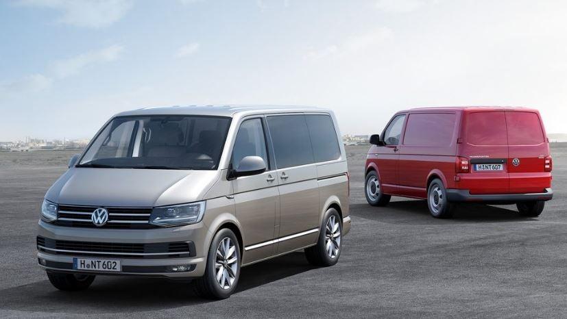 Volkswagen Transporter, la leyenda continúa