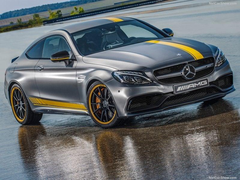 Mercedes-AMG C 43 / 63 / 63 S