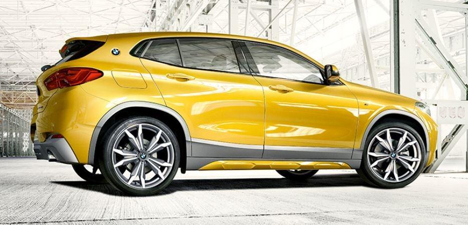 nuevo BMW X2 diseño 2017