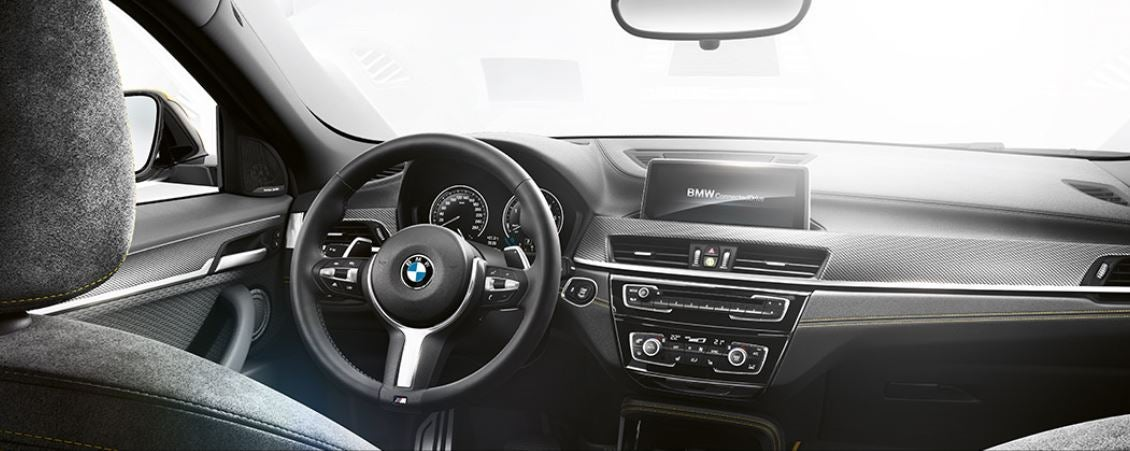 Interior del nuevo BMW X2