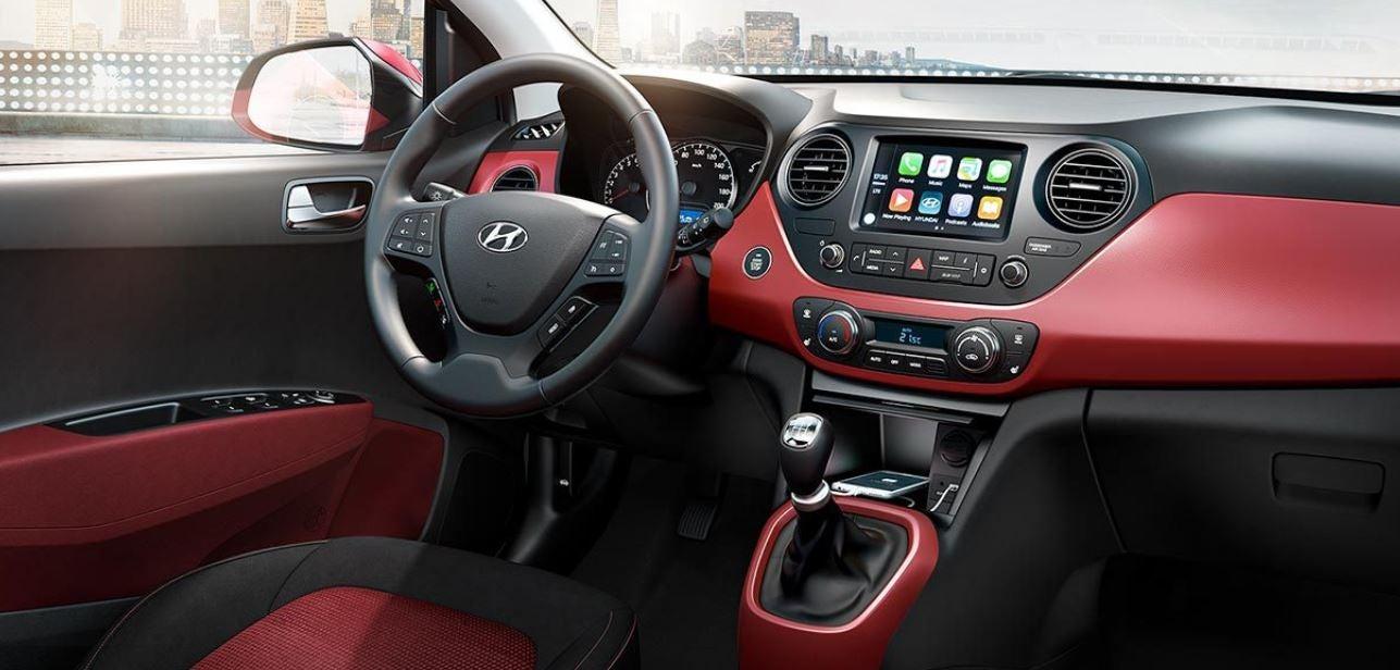 Hyundai i10 utilitario segmento a 2017