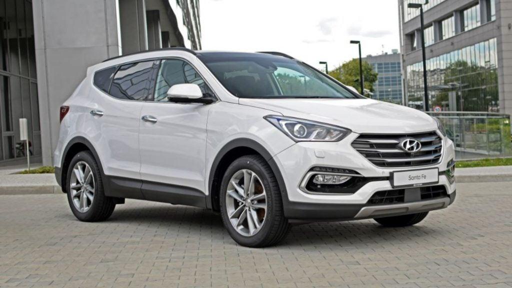 Hyundai Santa Fe: cómoda, espaciosa y con presencia