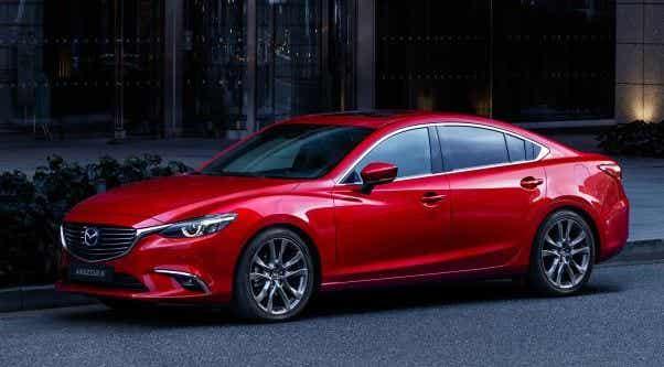 Mazda 6, belleza por los cuatro costados