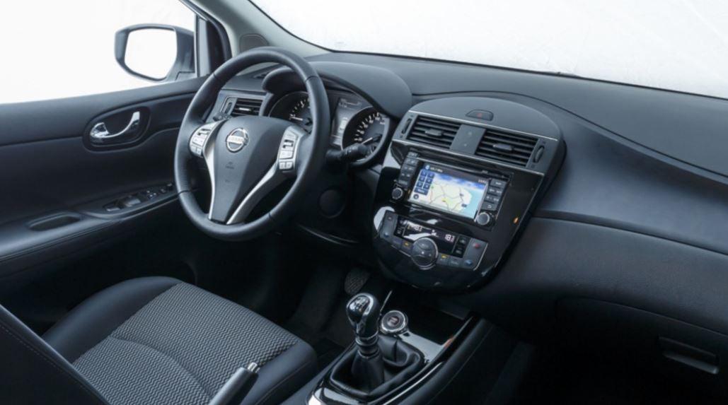 Nuevo Nissan Pulsar interior