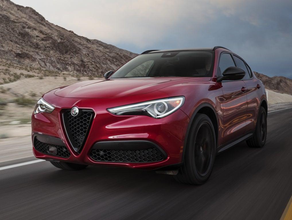 Alfa Romeo Stelvio, la elegancia de los SUV
