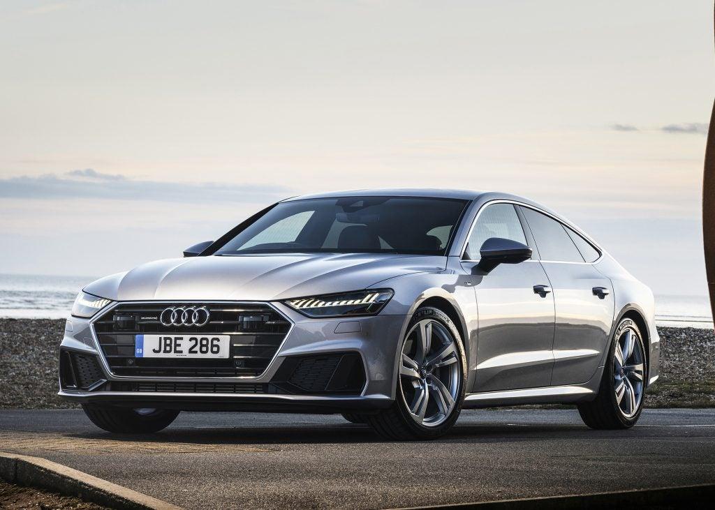 Audi A7 Sportback, mucho más que una berlina