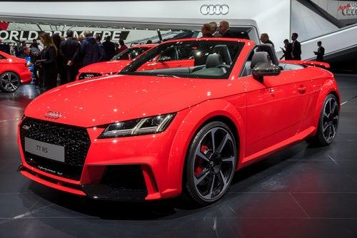 Audi TT RS, esencia deportiva en formato reducido
