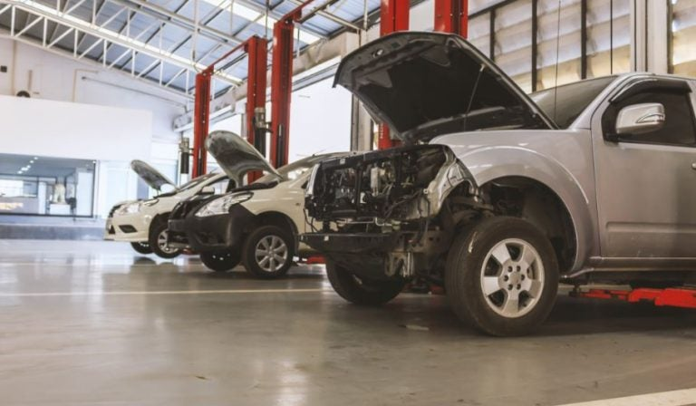 6 reparaciones más costosas de un coche