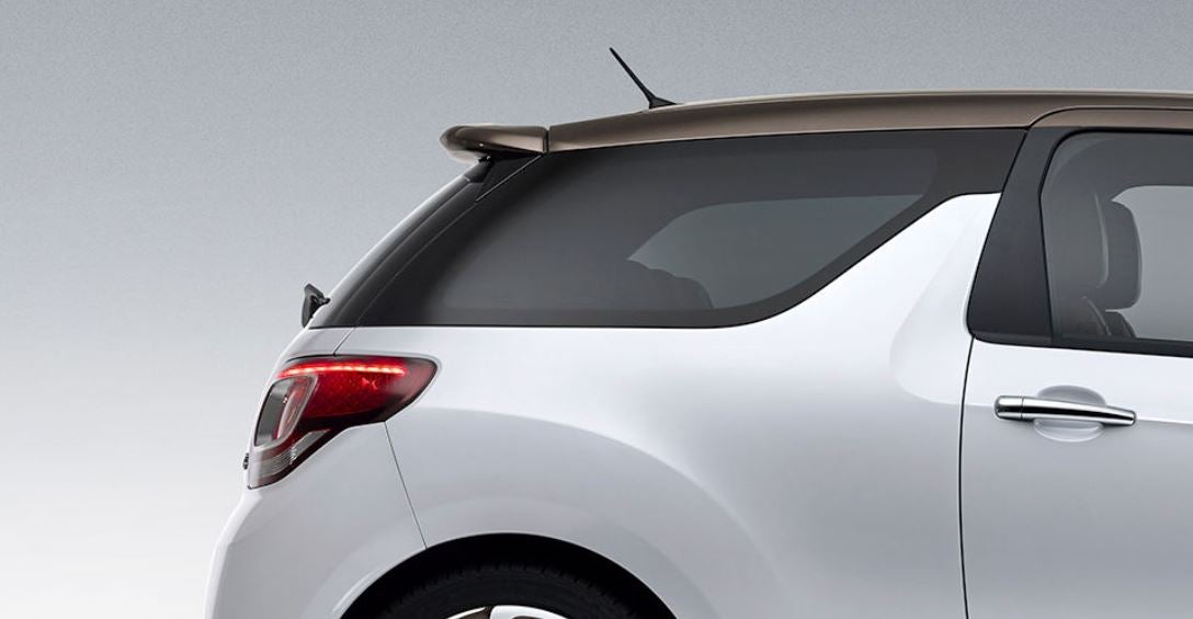 Citroën DS 3 detalle exterior