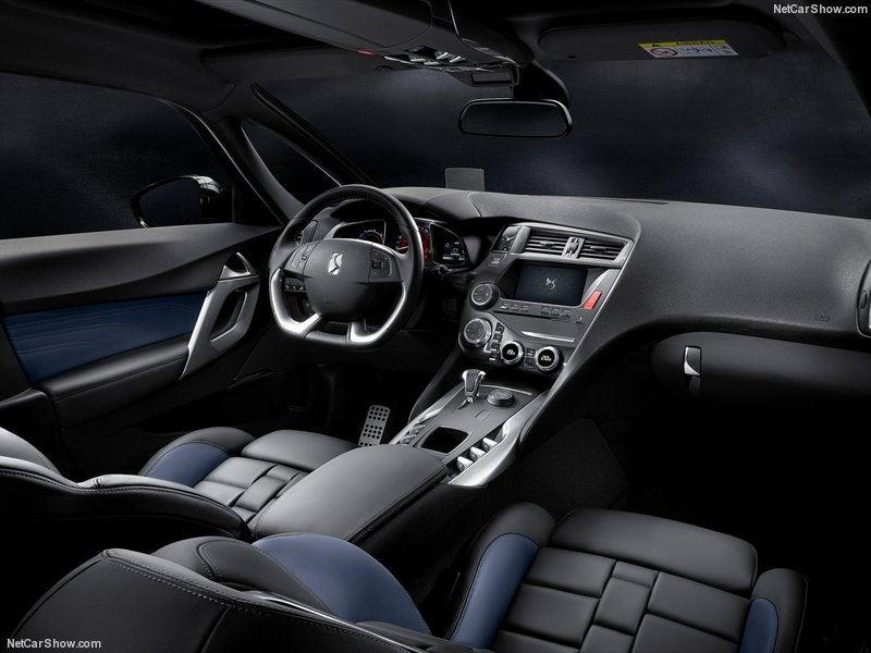 DS 5: interior