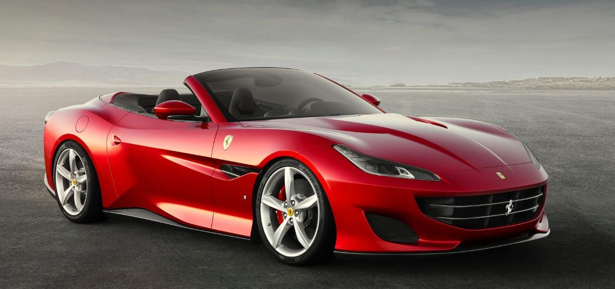 Ferrari Portofino, la estrella del Salón de Frankfurt