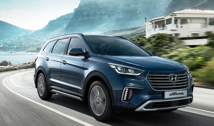 Hyundai Grand Santa Fe, piensa en grande.