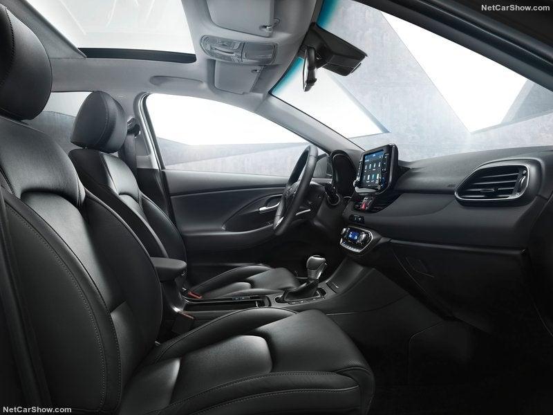Hyundai i30 CW: interior