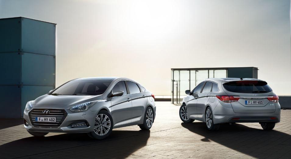 Nuevo Hyundai i40 y versión CW