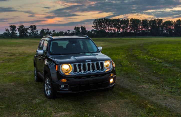 Jeep Renegade: el hermano pequeño de la gama