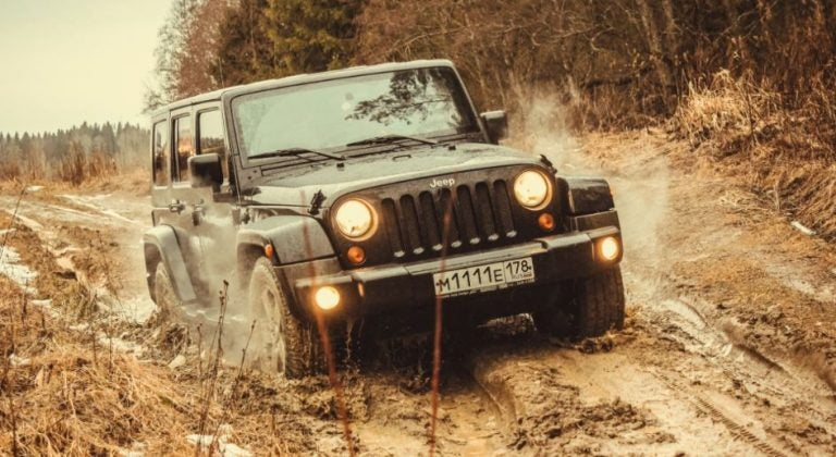 Jeep Wrangler, el todoterreno Americano