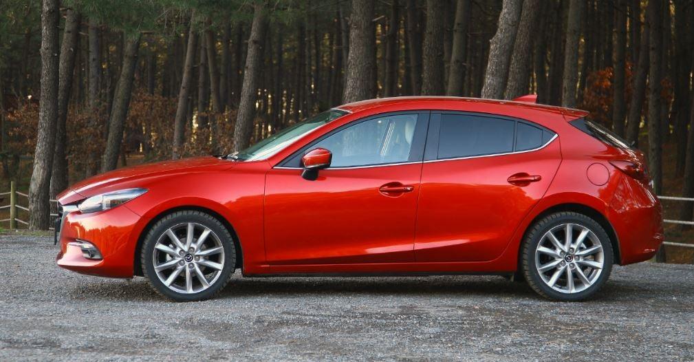Mazda3 segmento deportivo